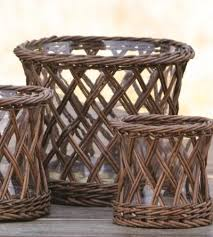 Large Wicker Vases Willow Flower Vase U2013 Wicker Hill