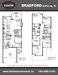 Home Floor Plans Edmonton by Blackstone Homes Ltd Edmonton Home Builder