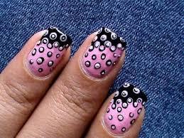 cute nail polish designs easy nail art to do at home youtube