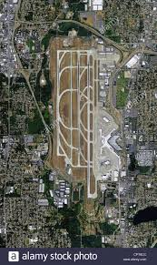 Map Of Seattle Aerial Photo Map Of Seattle Tacoma International Airport Sea Tac