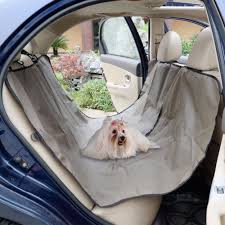 dog hammock to keep your furry friend comfortable in the back seat