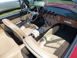ferrari pininfarina sergio interior coachbuild com pininfarina ferrari 365gt california spyder 1967