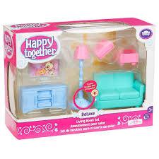 Kids Living Room Set Amazon Com You U0026 Me Happy Together Deluxe Living Room Set Toys