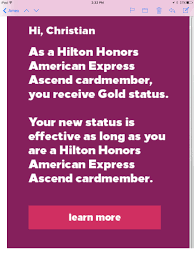 the hilton honors surpass sm card from american express page