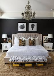 Shop The Style Bold And Sophisticated Bedroom Design  KAART - Sophisticated bedroom designs