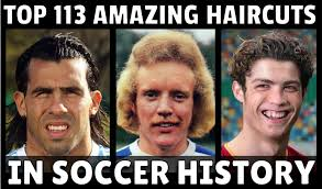 top 113 worst haircuts in soccer history ugliest hairstyles in