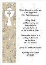 holy communion invitations cheap 99 1st holy communion invitations religious ceremony