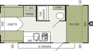 one floor plan starcraft ar one travel trailers ar one cing trailers for sale