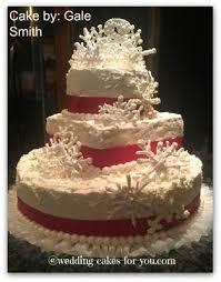 christmas wedding cakes a christmas wedding cake