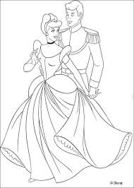 coloring pages princess coloring pages cinderella 23286