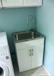 deep laundry room cabinets drop in laundry sink for 24 inch cabinet extra deep room amazing 14