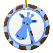 baby shower favor tree decorations ornaments zazzle