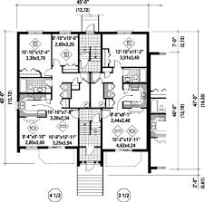 multi family plan 52425 at familyhomeplans com