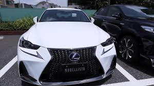 lexus is350 f sport uk lexus is300h f sport 2018 youtube