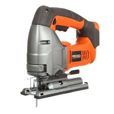 Home Depot Price Adjustment by Ridgid 18 Volt X4 Cordless Jig Saw Console R8831b The Home Depot