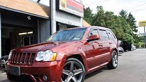 srt8 jeep 2008 for sale used jeep grand srt8 for sale in pittsburgh pa