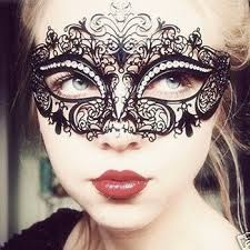 metal masquerade mask 3pcs lot free shipping luxury crown laser cut venetian metal