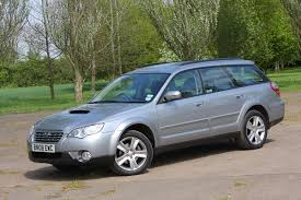outback subaru 2006 subaru outback estate review 2003 2009 parkers