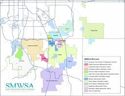 Centennial Colorado Map by About South Metro Water Supply Authority Colorado
