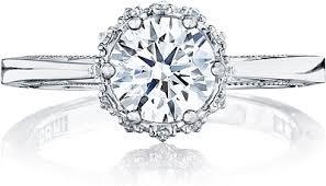 6 prong engagement ring tacori 6 prong halo engagement ring 592rd