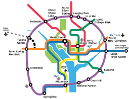 baltimore light rail map potomac express a strategy for light rail streetcars in the