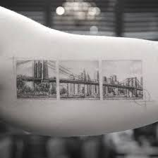 tattoo pictures of new york 25 cityscape tattoos of the world s most beautiful skylines