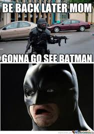 Movie Meme - rmx going to see batman movie by sunofabeach meme center