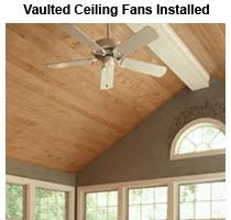 ceiling fans u0026 attic fans repaired u0026 installed in burlington