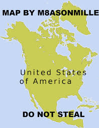 Map Canada And Usa by An Interesting Look At What Would Happen If Canada And Mexico