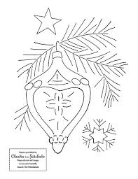 348 best christmas embroidery candles trees etc images on