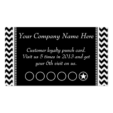 punch cards business card templates bizcardstudio