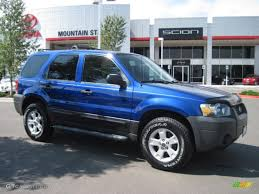 06 ford escape 2006 sonic blue metallic ford escape xlt v6 31256311 gtcarlot