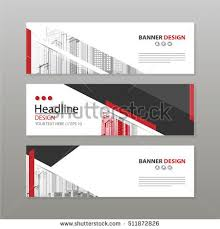 layout banner design banner business layout template vector design stock vector 2018