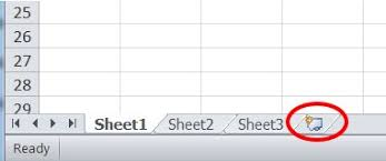 how to create delete rename and move a worksheet in excel