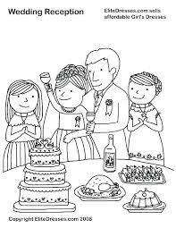 printable coloring pages wedding wedding coloring pages wedding ng book printable free wedding ng