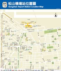 Brown Line Map Reach Us 臺大數學系