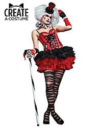 Scary Halloween Clown Costumes Clown Costumes Adults Spirithalloween