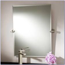 Moen Bathroom Mirrors Round Brushed Nickel Bathroom Mirror Bathroom Home Decorating