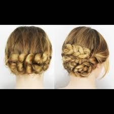 Hochsteckfrisurenen Einfach by 100 Hochsteckfrisurenen Einfach Mittellange Haar 100