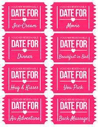 free printable valentines day coupons simply happy mama