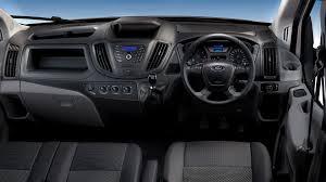 Ford Transit Interior Ford Transit Range Busseys New Ford Vans In Norfolk