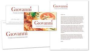business card template for pizza restaurant order custom business