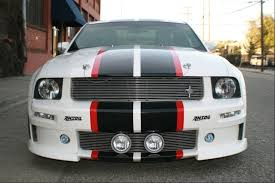 white mustang 2006 2006 white mustang gt stripes ford mustang forum