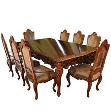 Solid Walnut Dining Table And Chairs Chair Building Chairs For Rustic Solid Walnut Dining Room Table