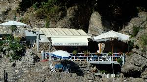 Cliffside Restaurant Italy by San Fruttuoso Juliehedlund Com