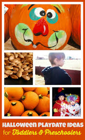 halloween playdate ideas for toddlers u0026 preschoolers what mommy does