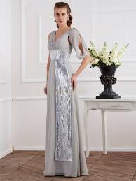 etui linie v ausschnitt bodenlang chiffon brautjungfernkleid mit blumen p629 abendkleider mit ärmeln lange kurze ärmel kleider