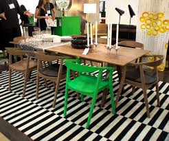 new dining room furniture new from ikea the stockholm table and chairs coming in august