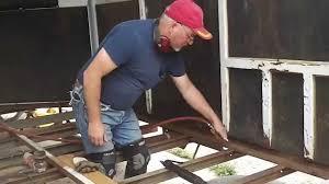the trailer guru presents preparing and replacing wood