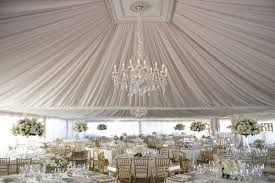 Party Chandelier Decoration by Decorate A Tent For A Party Celebrate U0026 Decorate